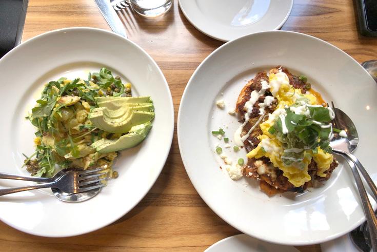 Q Restaurant & Bar | 포틀랜드 맛집
